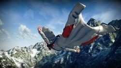 В Шамони запретили прыгать со скал