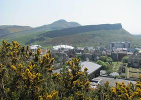 Шотландия. Часть 4. Эдинбург