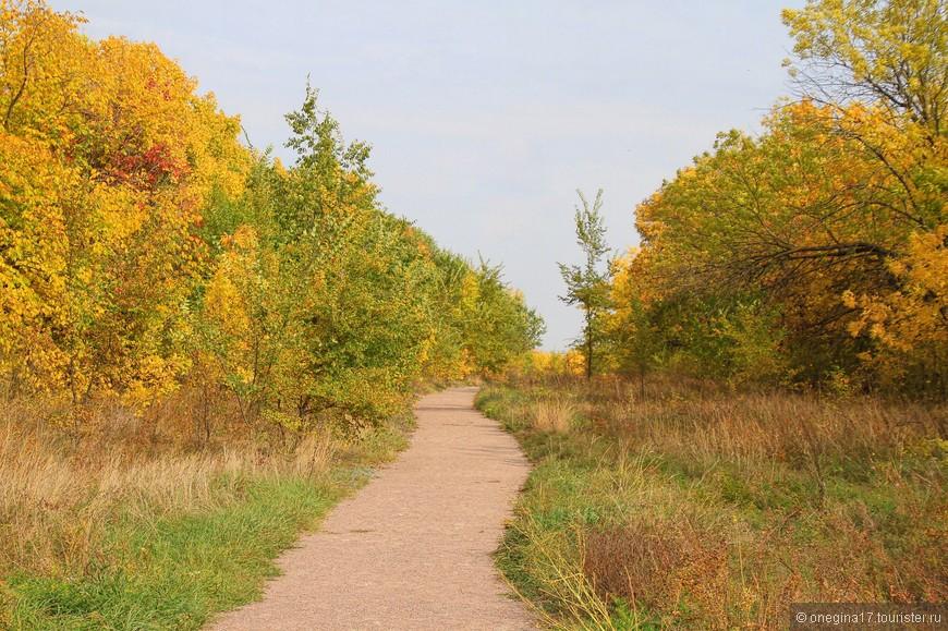 Все, что я так люблю - осень, солнце и Дивногорье. Это был очень счастливый день!