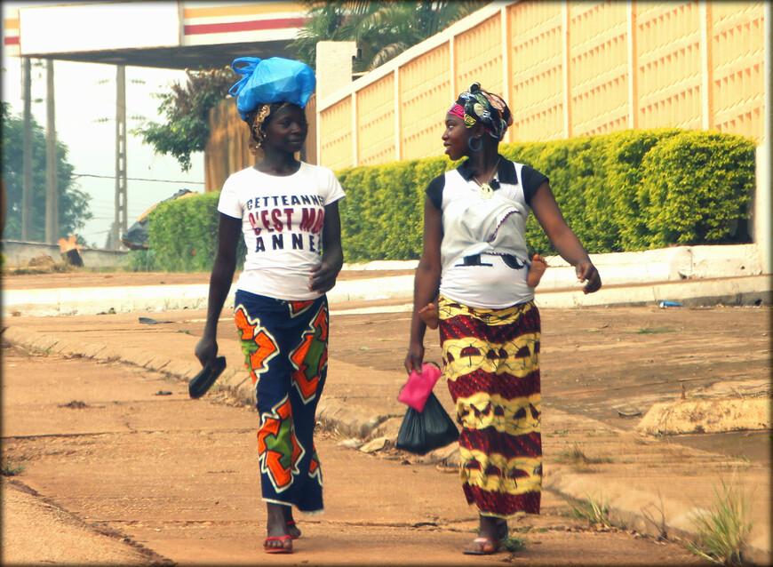 В основном это представители этнической группы Anyi, являющиеся в свою очередь ветвью народности Akan (проживают в Гане, Кот-д'Ивуаре, Либерии, Нигерии, Того).