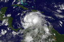 Жертвами урагана «Мэттью» на Гаити стали 1000 человек