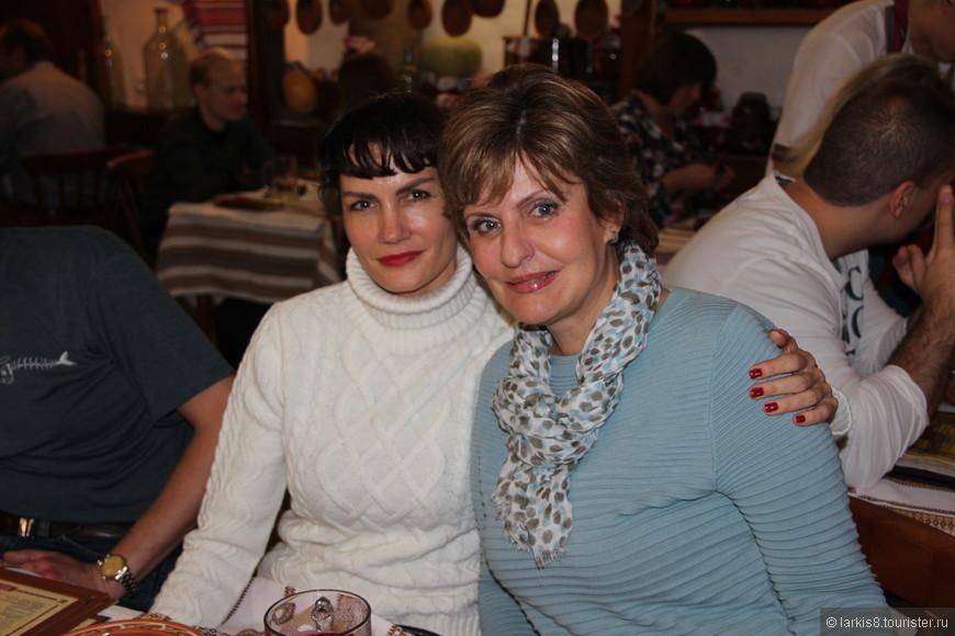 Две умницы и красавицы Наталья и Ирина. Ох, сколько же интересных мест посетили, сфотографировали и описали эти замечательные женщины!!