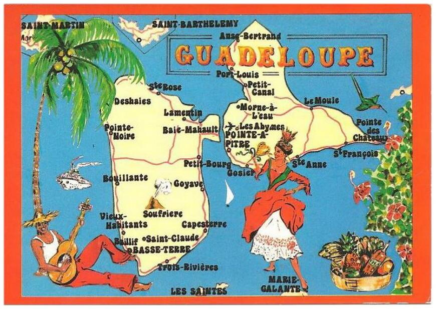 """Креольская культура и традиции, иначе называемые  """"Искусством жить по-креольски"""" - это не менее важный аргумент в пользу посещения острова Гваделупа!"""