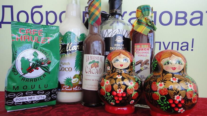 """Самый лучший карибский кофе, фруктовый пунши, ром, шоколад - все это вы найдете на о.Гваделупа в компании """"Карибов по-русски: остров Гваделупа"""". Добро пожаловать!"""
