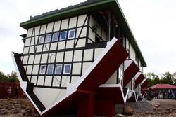 В Литве построен самый крупный в Европе перевернутый дом