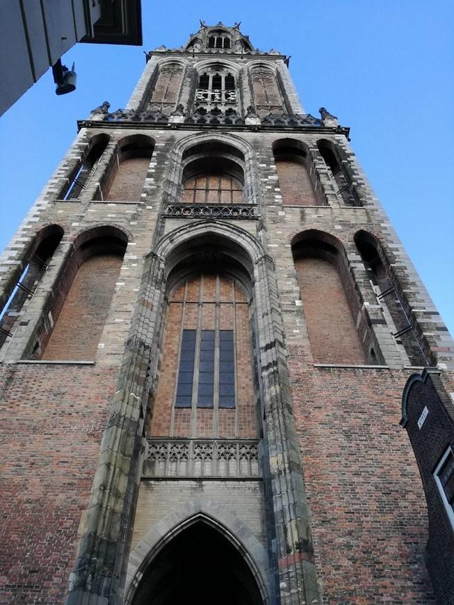 Дом, самая высокая церковь Нидерландов. 112 метров. чтобы подняться на верх, нужно преодолеть 465 ступеней. Скажу вам, это серьезная задача!