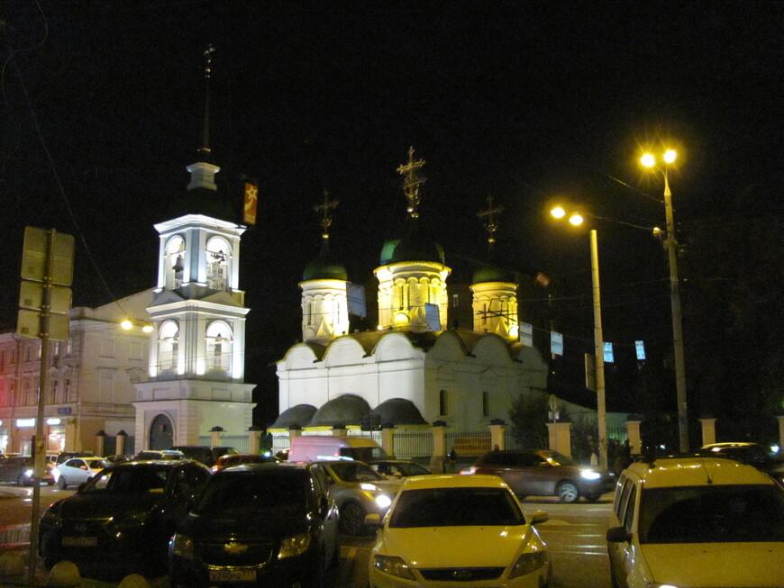 Храм Живоначальной Троицы в Листах