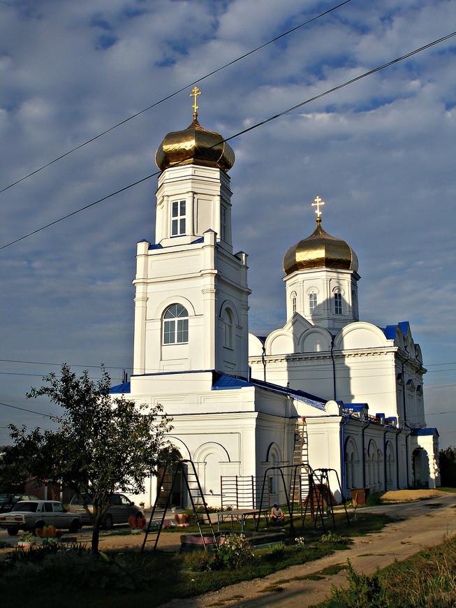Церковь Рождества Христова.