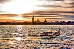 Сезон навигации в Санкт-Петербурге завершится 30 ноября
