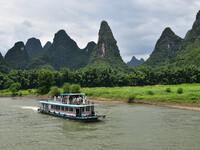 От Гуйлиня до Яншо. Круиз по реке Лицзян