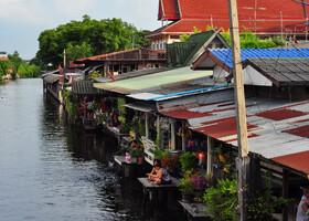 Неизвестный Бангкок - район старых каналов