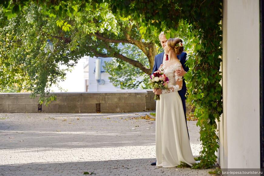 Вот и свадьба неожиданно появилась на горизонте.