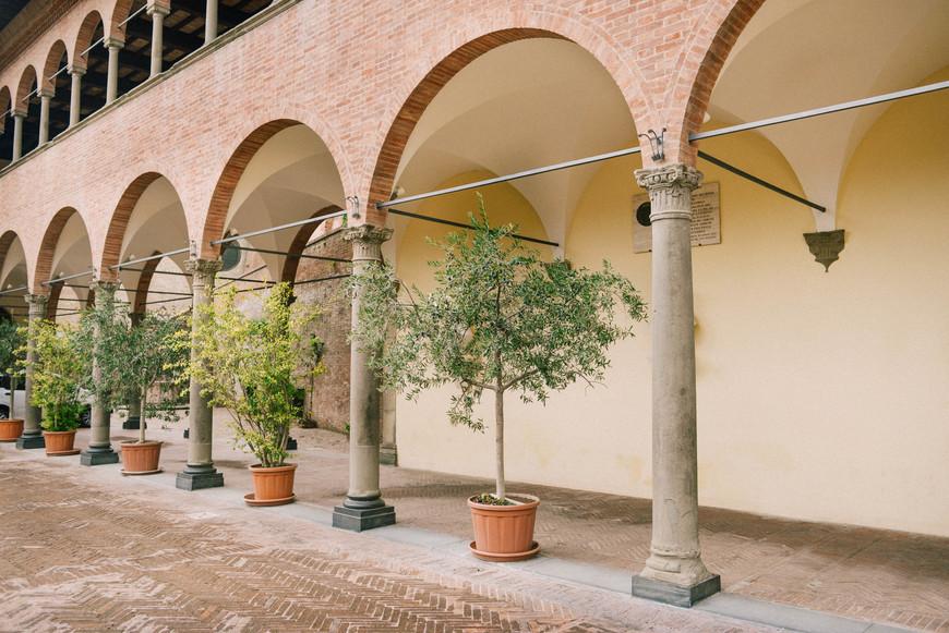 По этим итальянским улочкам, можно гулять вечно