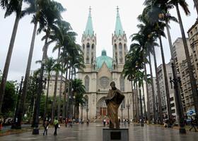 Бомжеград Сан-Паулу, в котором мы тоже не смогли переночевать