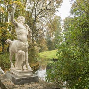 Осенний Павловск
