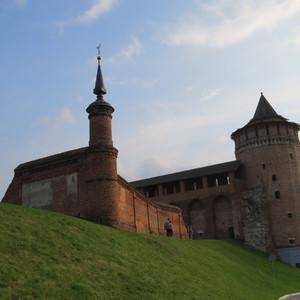 А город каменный, что московский Кремль Ч.2