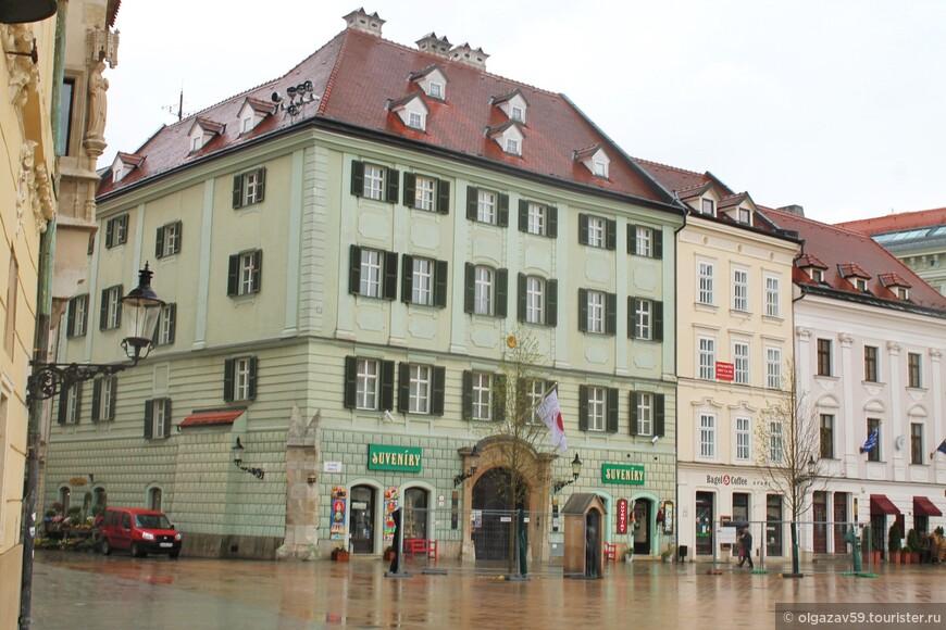Примациальный дворец братислава обучение религии в европе