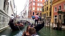 Венеция. Прогулка на гондолах, часть 1, 03:17