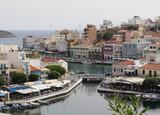 Озеро Вулисмени в Агоис-Николасе на Крите