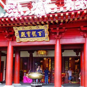 Сингапур. Храм Священного Зуба Будды