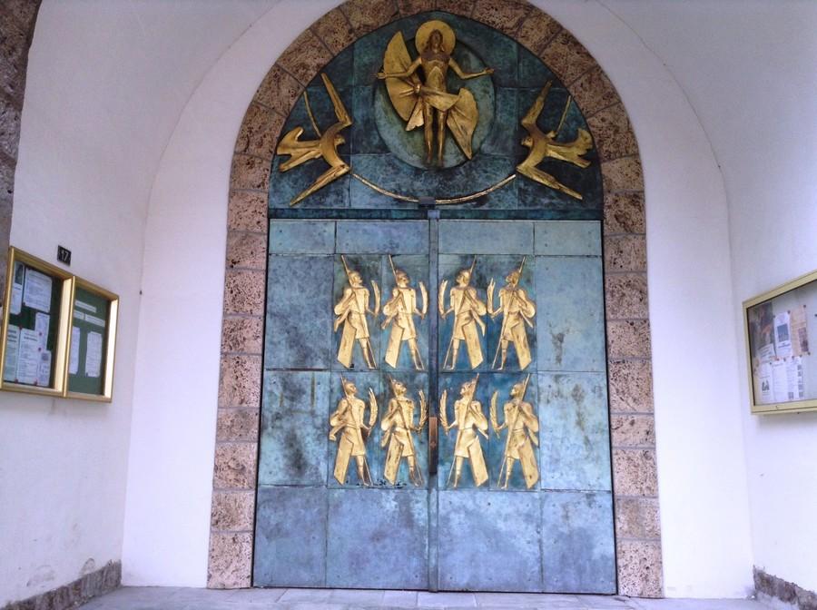 Монастырь святого маврикия доклад 8323