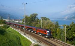 Ночные поезда Германии, Австрии и Швейцарии объединят новым брендом