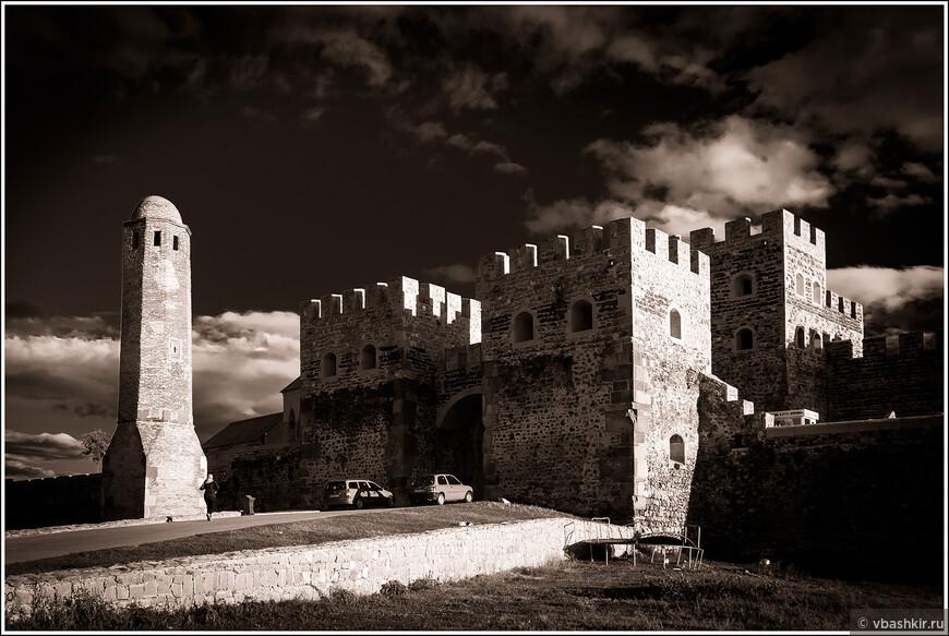 Ахалцихе. Крепость Рабат.
