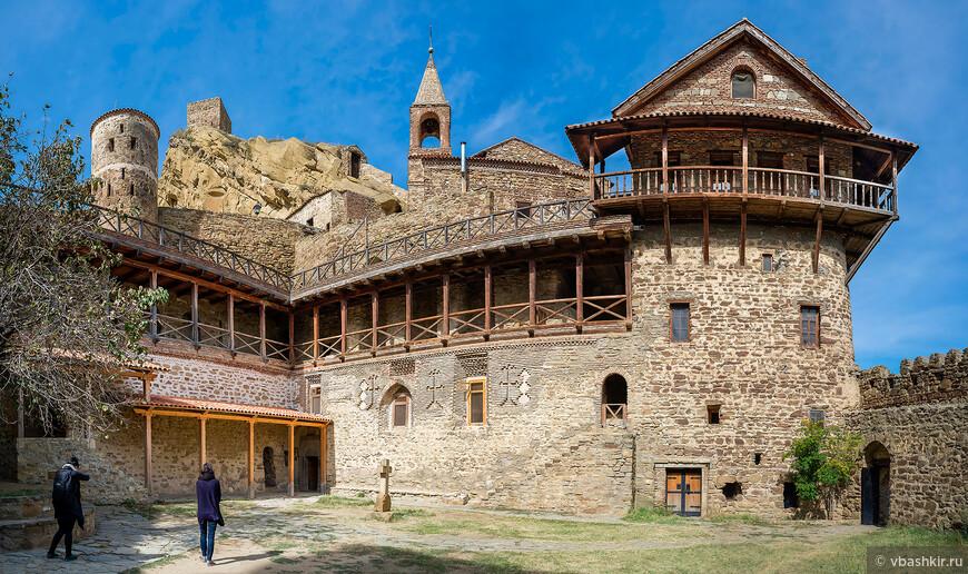 Монастырь Давит-Гареджи.
