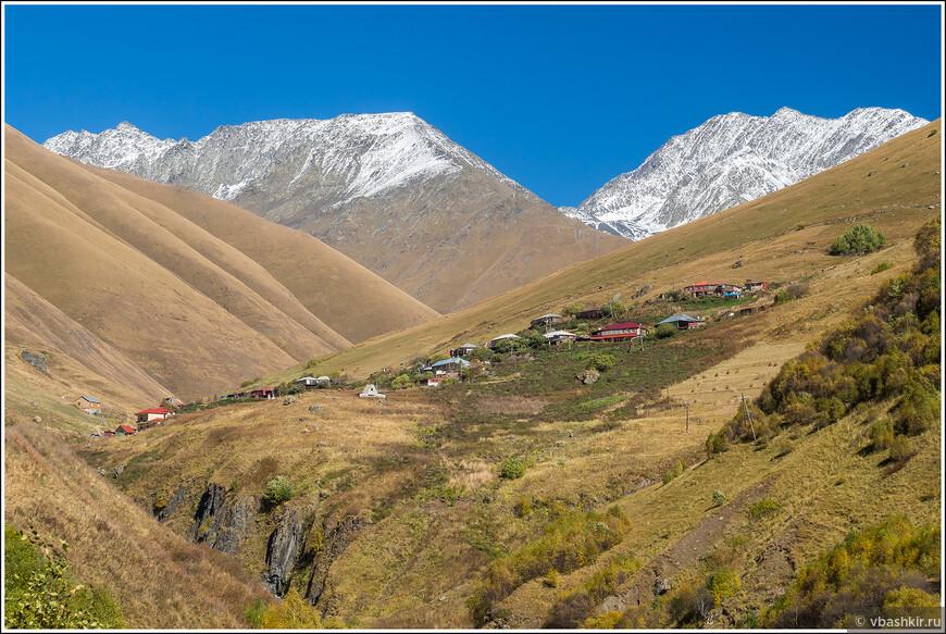 Деревня Джута.