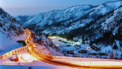 Составлен рейтинг самых популярных у россиян горнолыжных курортов СНГ на Новый год