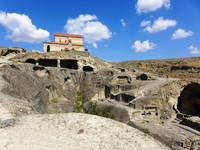 Пещерный город  Уплисцихе