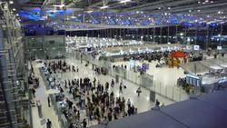 В аэропорту Бангкока усилены меры безопасности
