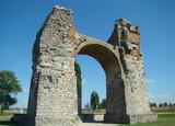 Австрия. Карнунтум - античный Римский город.