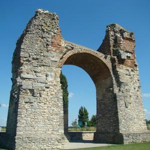 Карнунтум - античный Римский город.