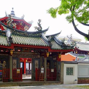 Сингапур. Храмы и мечети.