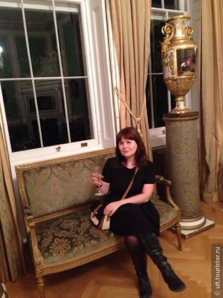 прием в российском посольстве