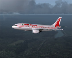 Самолёт индийской авиакомпании совершил самый протяженный перелет