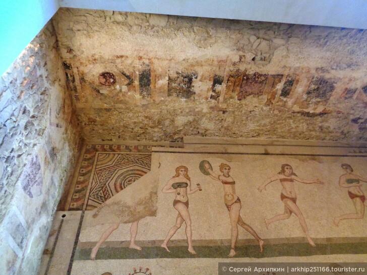 Как доехать из Палермо в Пьяццу Армерину и далее на древнеримскую виллу Казале