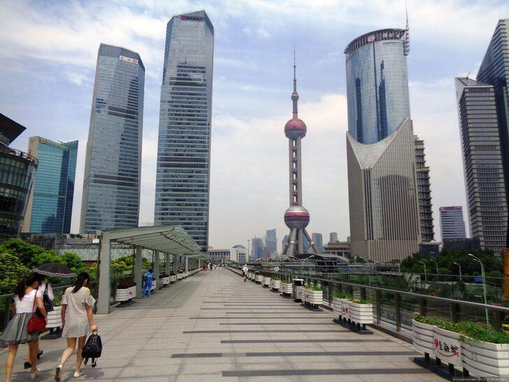 Оформление визы в Китай самостоятельно