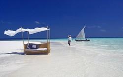 Зима - лучшее время для отдыха на Мальдивах