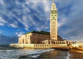 Словно корабль, плывущий по волнам (Марокко)