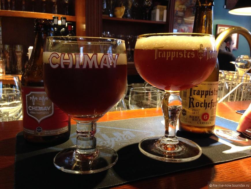В Бельгии более распространено бутылочное пиво, нежели разливное, объемом 0,33, при этом бельгийское пиво легким не назовешь, оно крепкое и плотное по консистенции, по ощущениям скорее согревает, чем освежает.