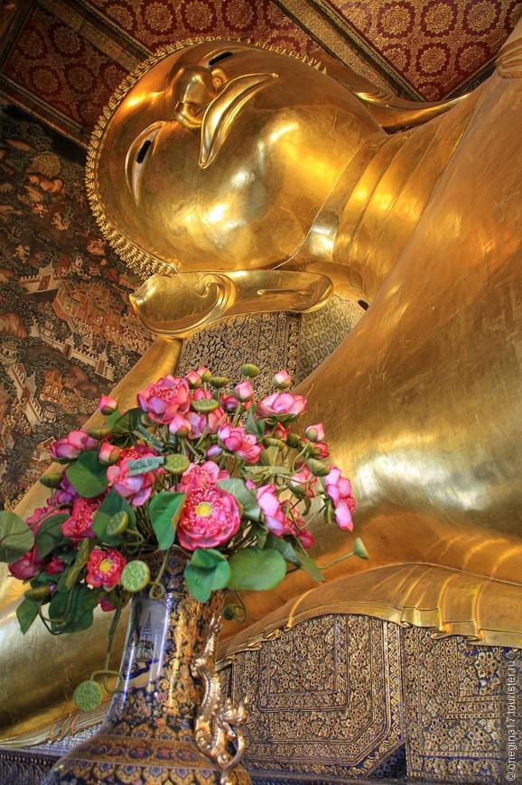 Будда улыбается! Полезная штука, эта нирвана, вон какой Будда умиротворенный!