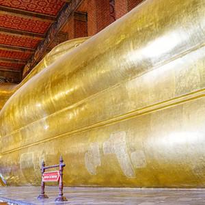 Бангкок. Храм Лежащего Будды. Wat Pho.