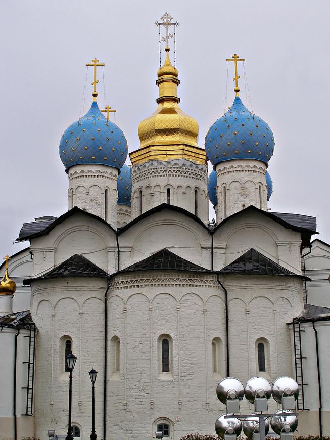 Кремль. Благовещенский собор.