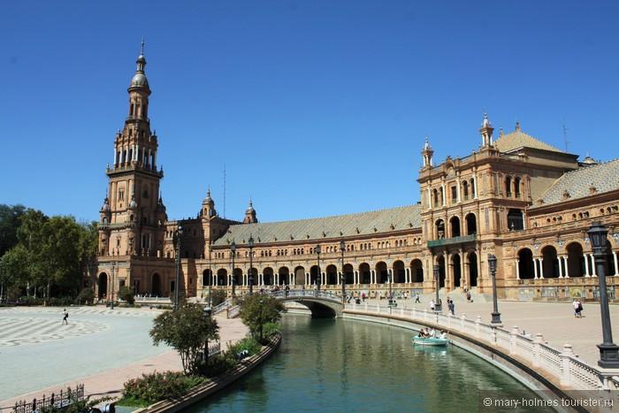 Путешествие в Андалусию и немного Мадрида. Часть 1. День в Севилье