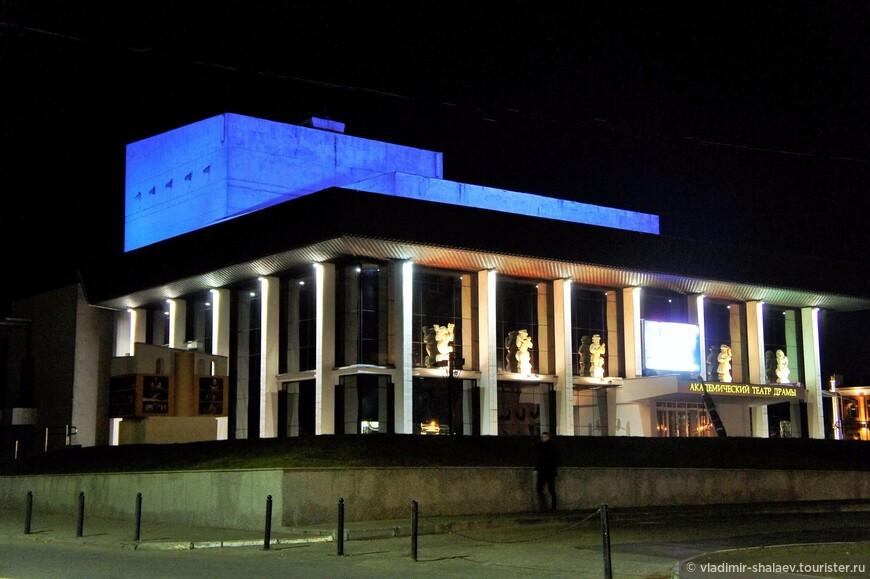 Владимирский академический областной театр драмы