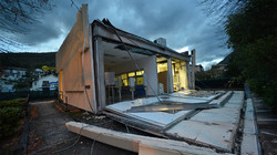 Землетрясение в центральной Италии вызвало разрушения