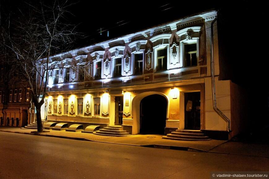 Доходный дом крестьянина И.П. Арбекова.