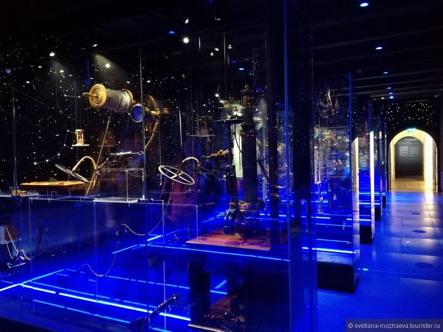 Что такое логлинь, лотлинь и астролябия вы узнаете в этом зале.